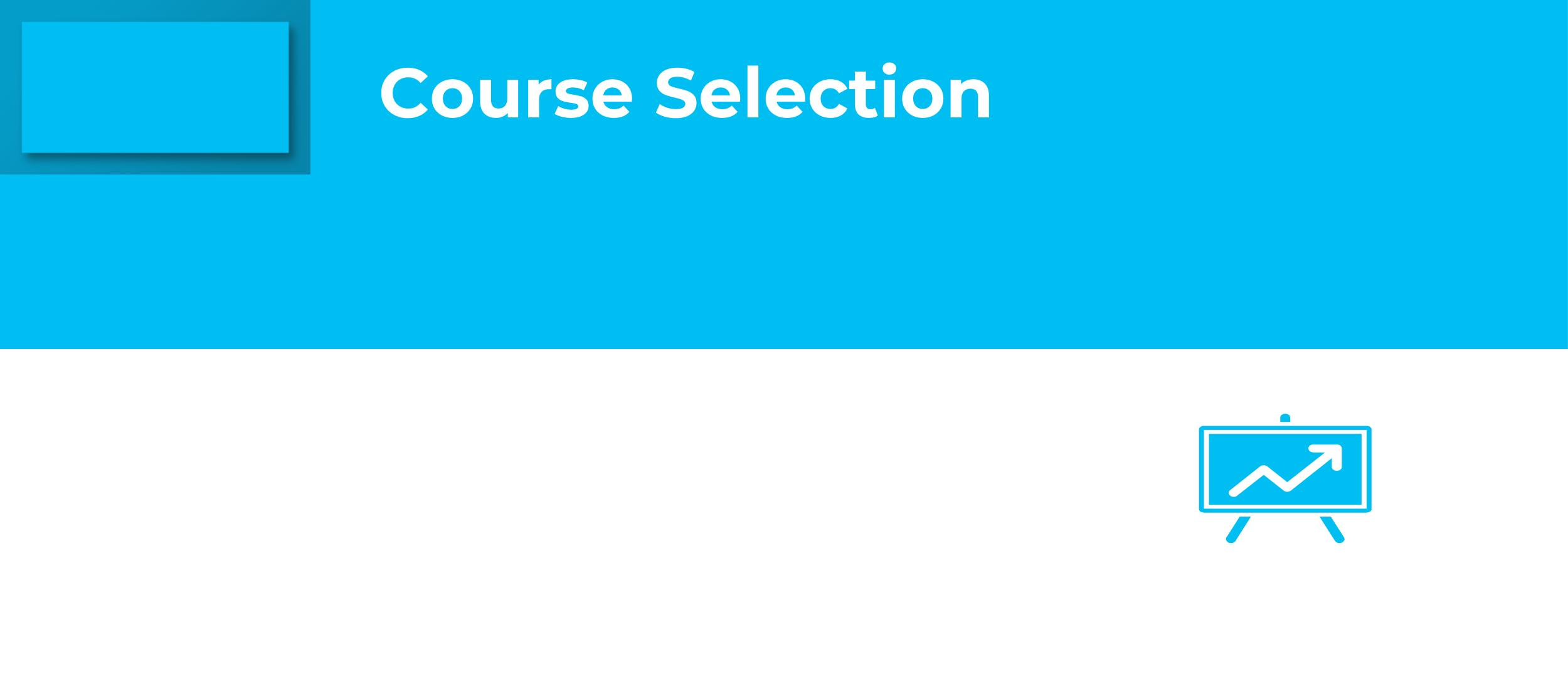 First Year Course Selection Guides - Registrar's Office ...